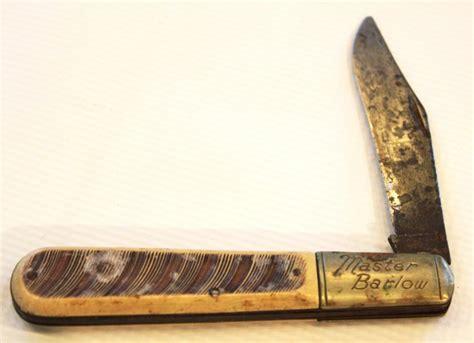 vintage barlow knife jpg 650x471