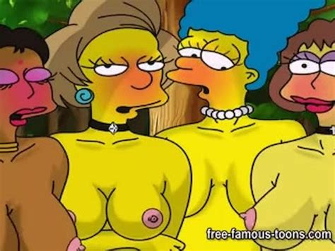 simpsons mom and daughter xxx jpg 640x480